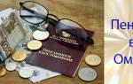 Регинальная доплата к пенсии в Омскегоду