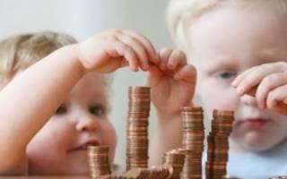 Ежемесячное пособие можно получить только после прописки ребенка?