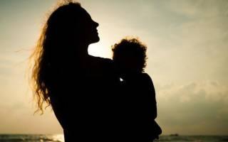 Должны ли матери одиночке выплачивать детское пособие по достижению ребенком 1,6 лет?
